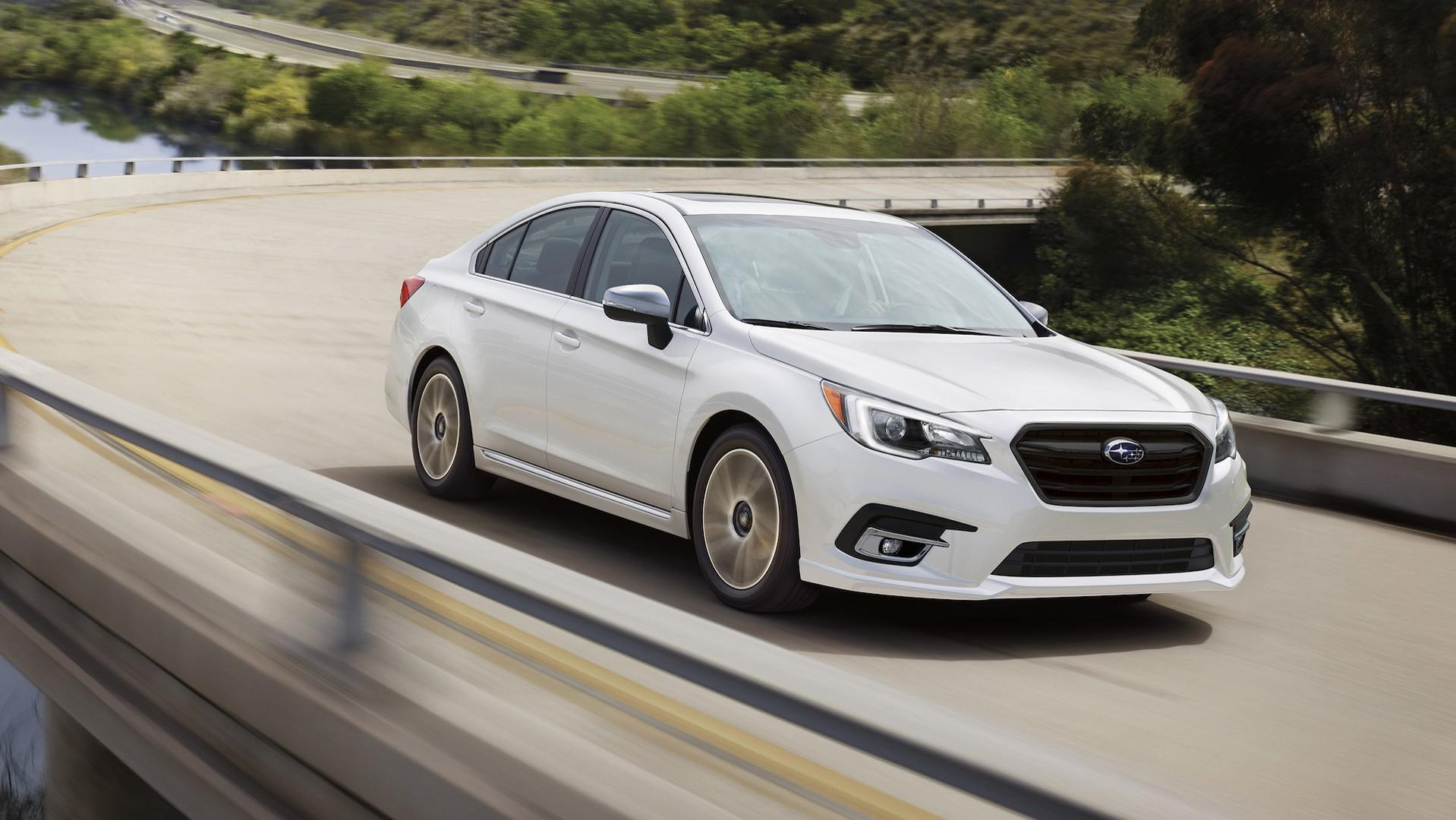 2018 Subaru Legacy Goes On Sale This Summer, Priced From ...