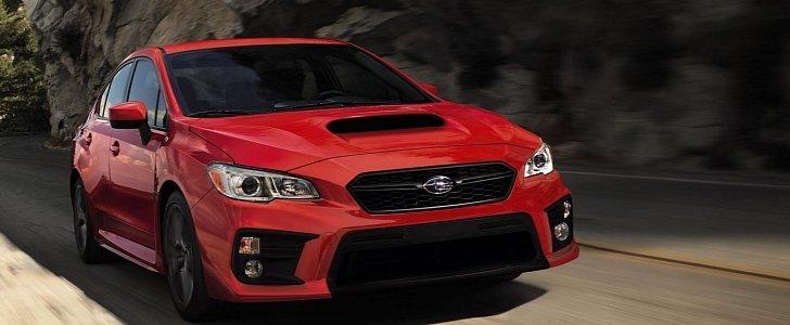 2018 Subaru WRX, WRX STI Get Refresh and New Features ...