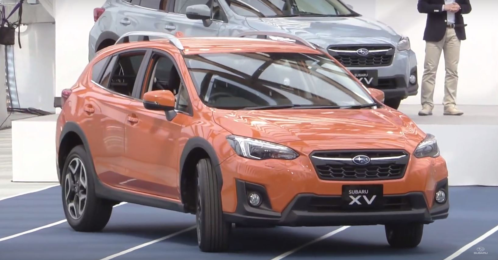 2018 Subaru XV Launched in Japan With 1 6-liter 115 HP