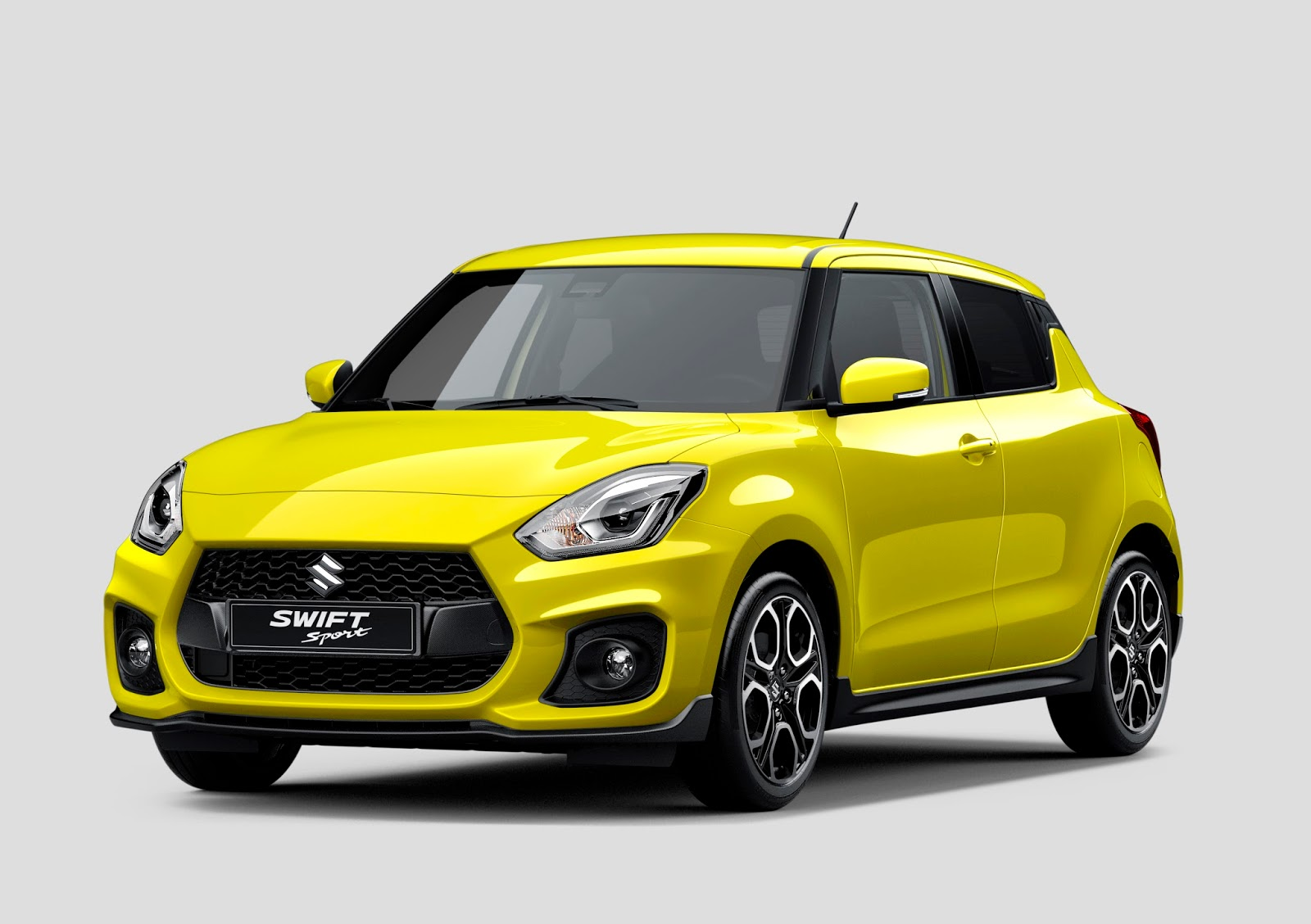 2018 Suzuki Swift Sport Is Not For Everyone  Packs 1 4