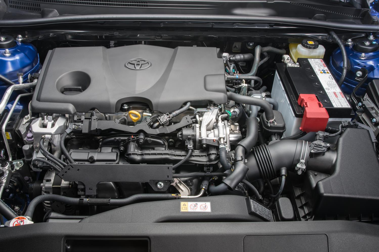 2018 Toyota Camry Recalled, Engine To Be Replaced ...
