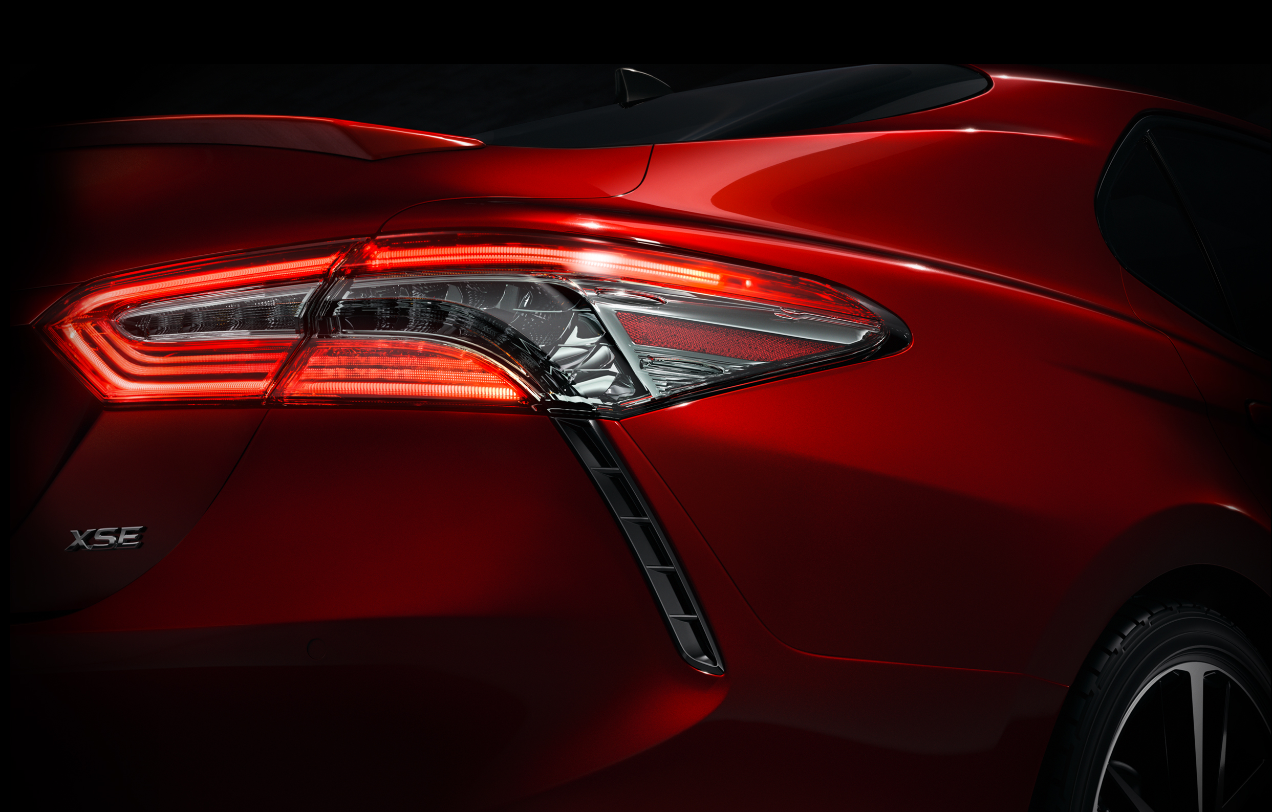2018 Toyota Camry Teased Ahead Of 2017 Detroit Auto Show Unveiling