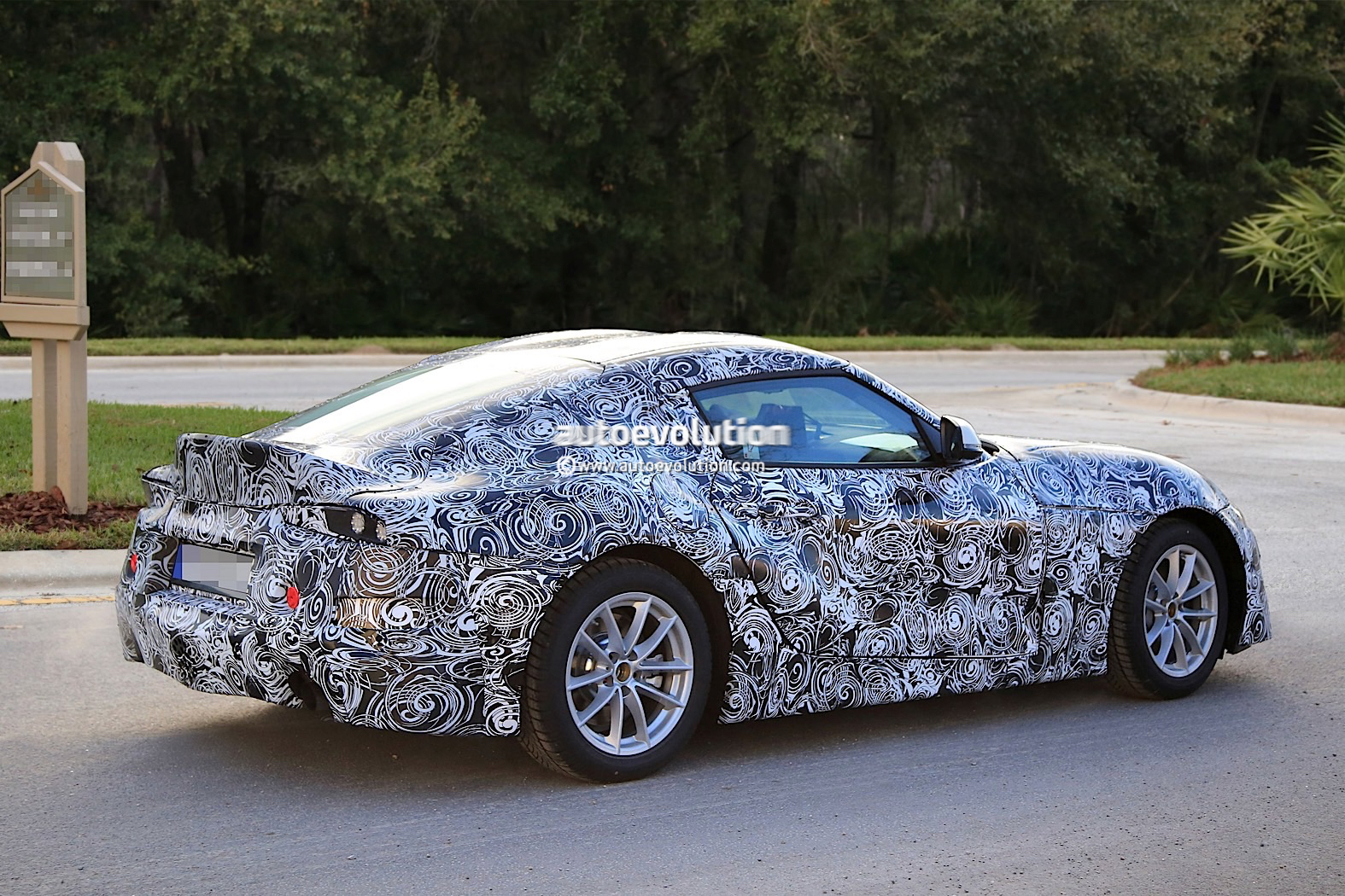 ... in Toyota history, the Supra is finally getting a modern successor