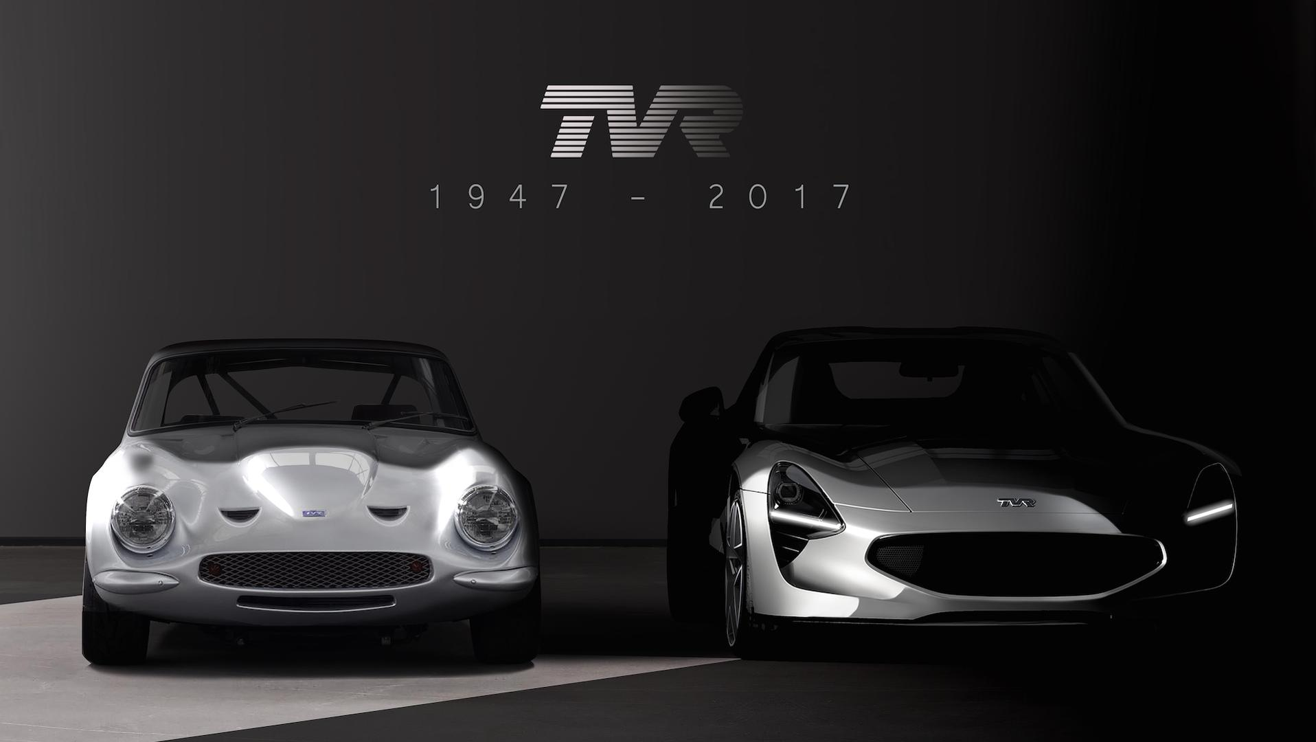 2018 tvr griffith teased one last time v8 powered sports car looks aggressive autoevolution. Black Bedroom Furniture Sets. Home Design Ideas