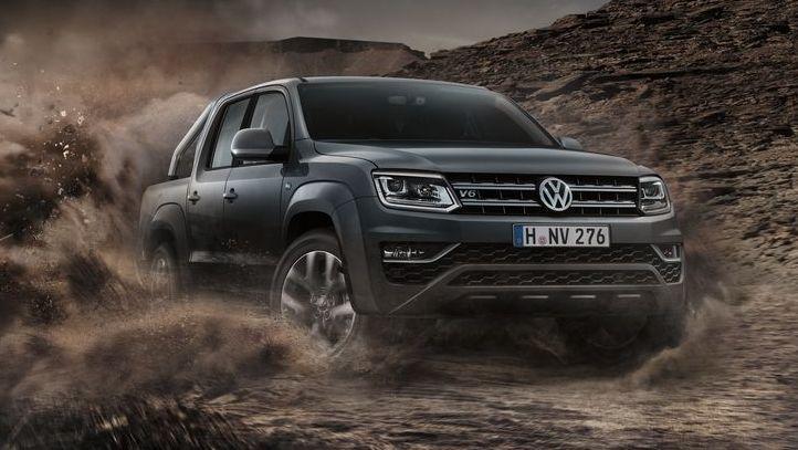2018 Volkswagen Amarok Gets More Powerful 3 0 V6 TDI Engine