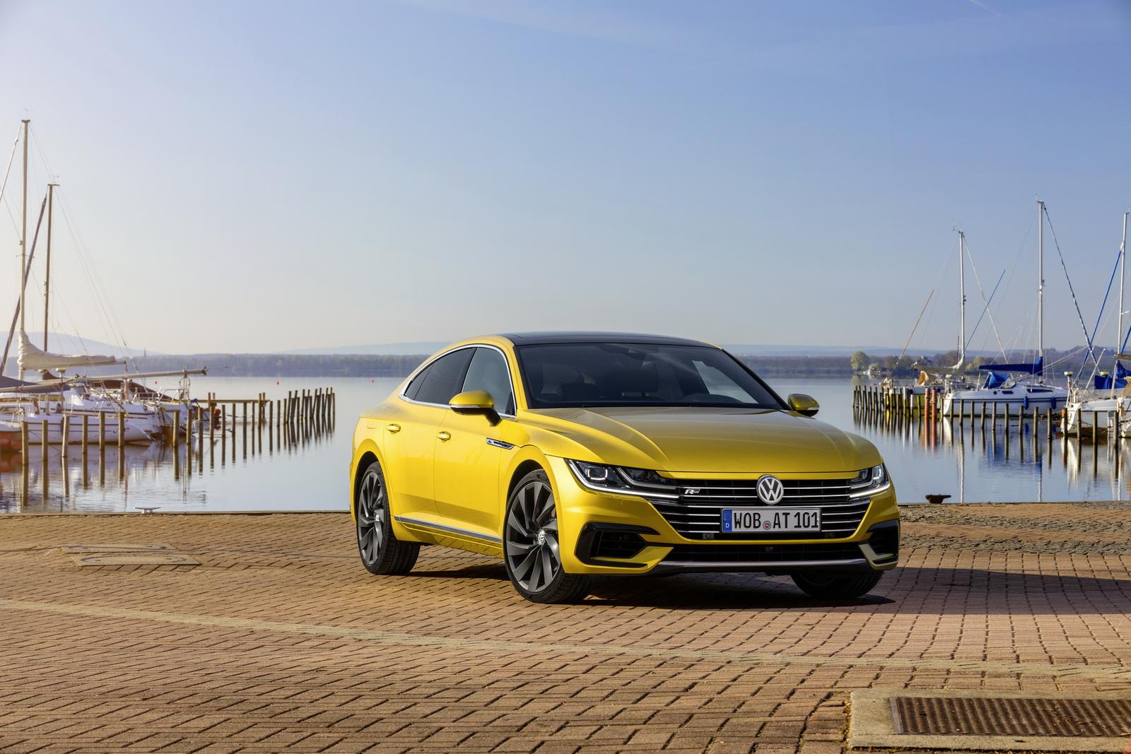 2018 Volkswagen Artheon Launched With Big Photo Gallery