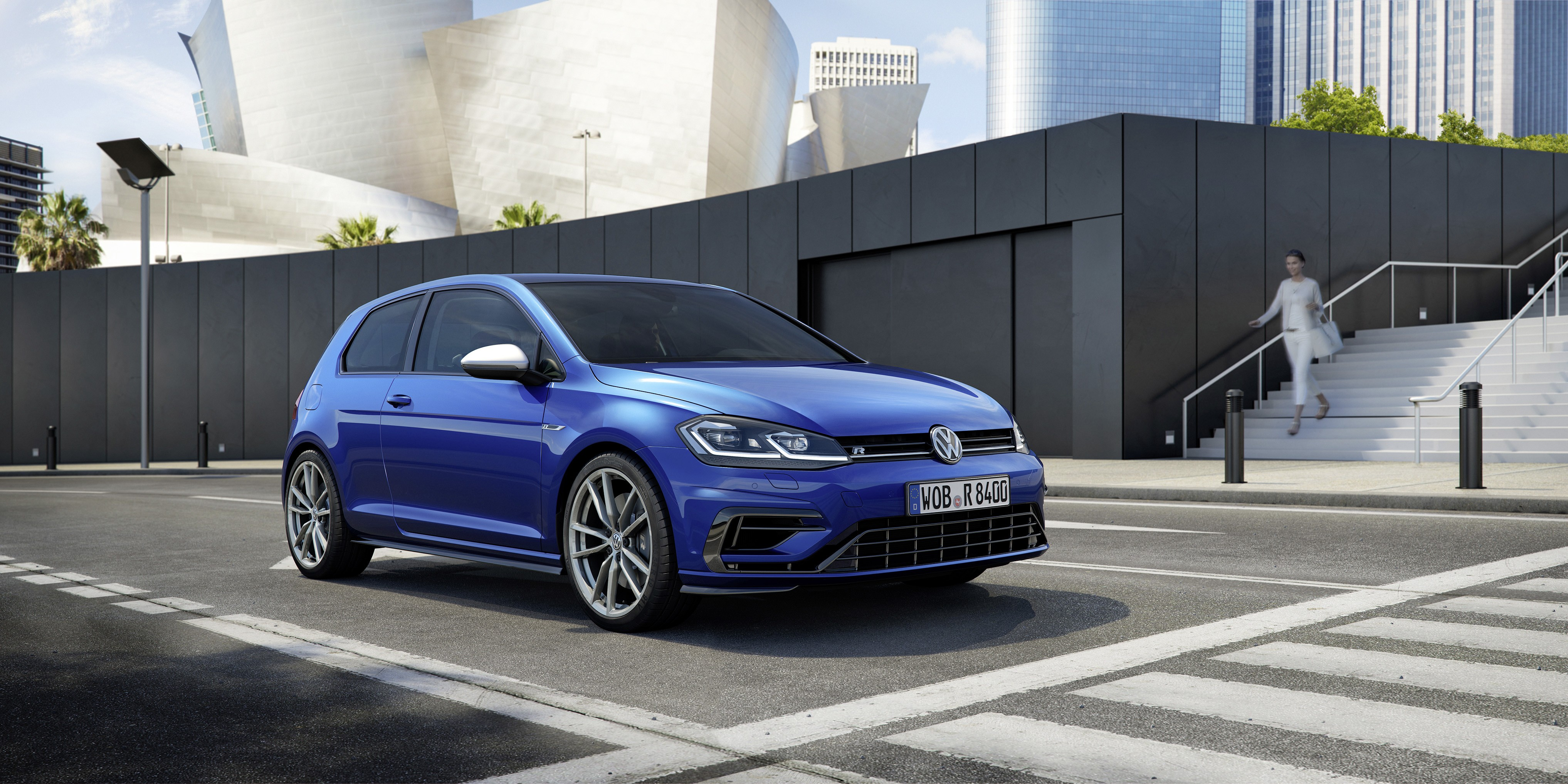 2018 Volkswagen Golf R Facelift Will Still Have 292 HP in the U.S.
