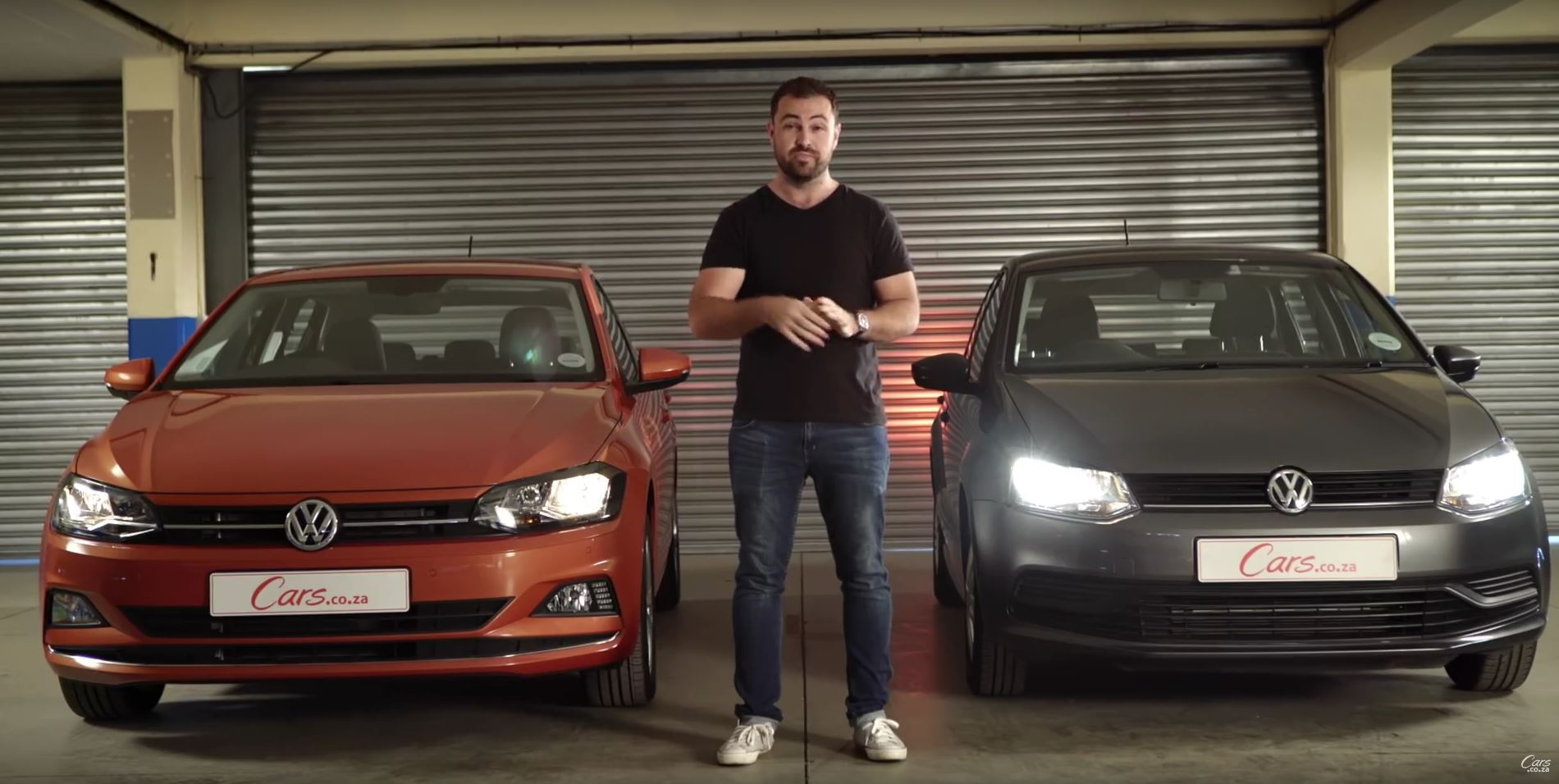 2018 Volkswagen Polo Gets Side By Comparison With Old Model