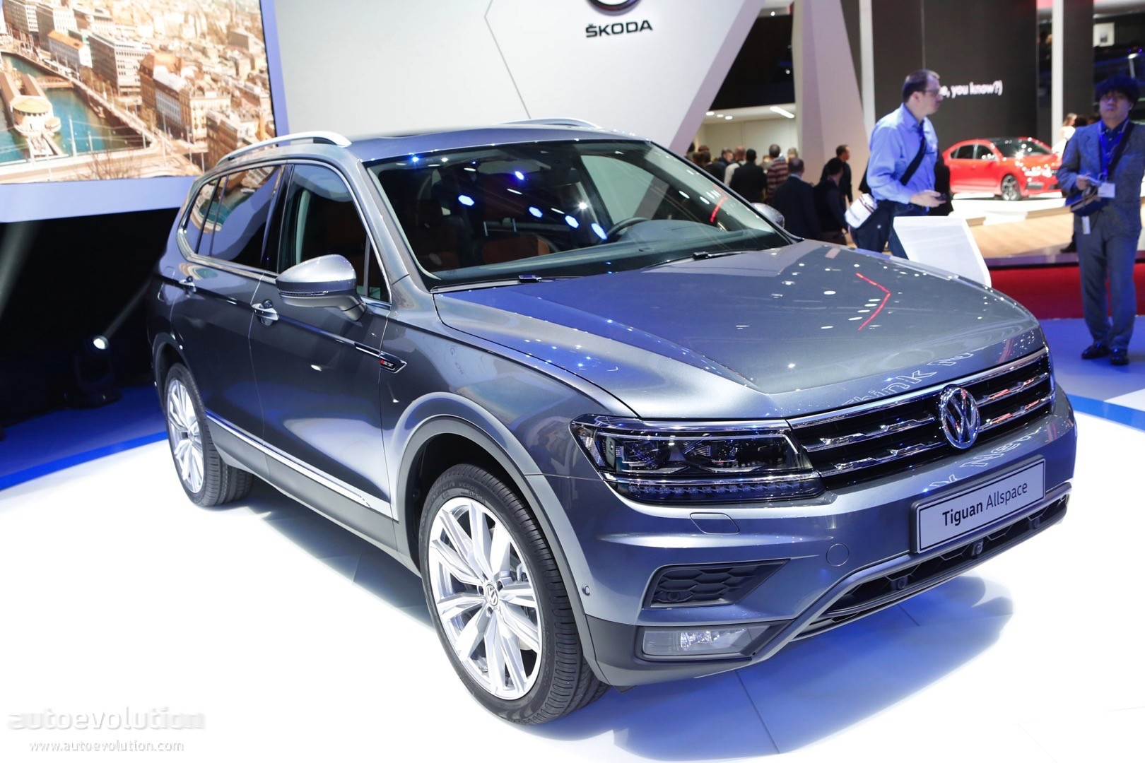 2018 volkswagen tiguan allspace specs options and prices. Black Bedroom Furniture Sets. Home Design Ideas