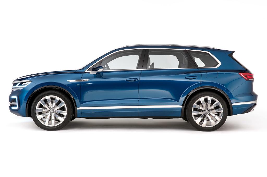 2018 Volkswagen Touareg Will Get 3.6-liter VR6 Engine ...