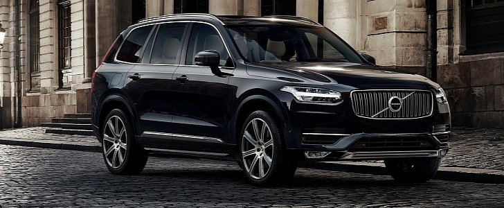 2018 volvo xc90 gets standard seven seat configuration in the u s autoevolution. Black Bedroom Furniture Sets. Home Design Ideas