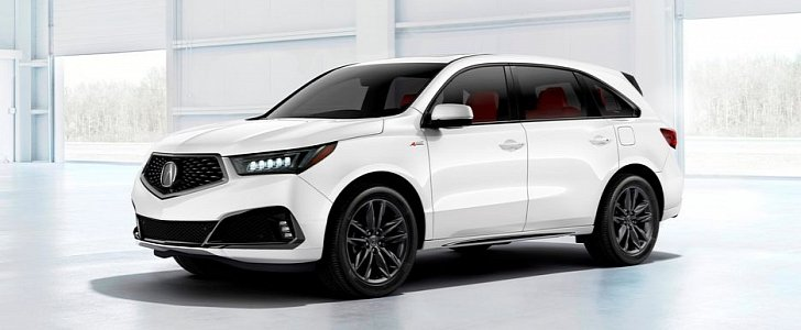 Acura Mdx Adds A Spec Model Mdx Type S Also In The Pipeline on Car Dealers