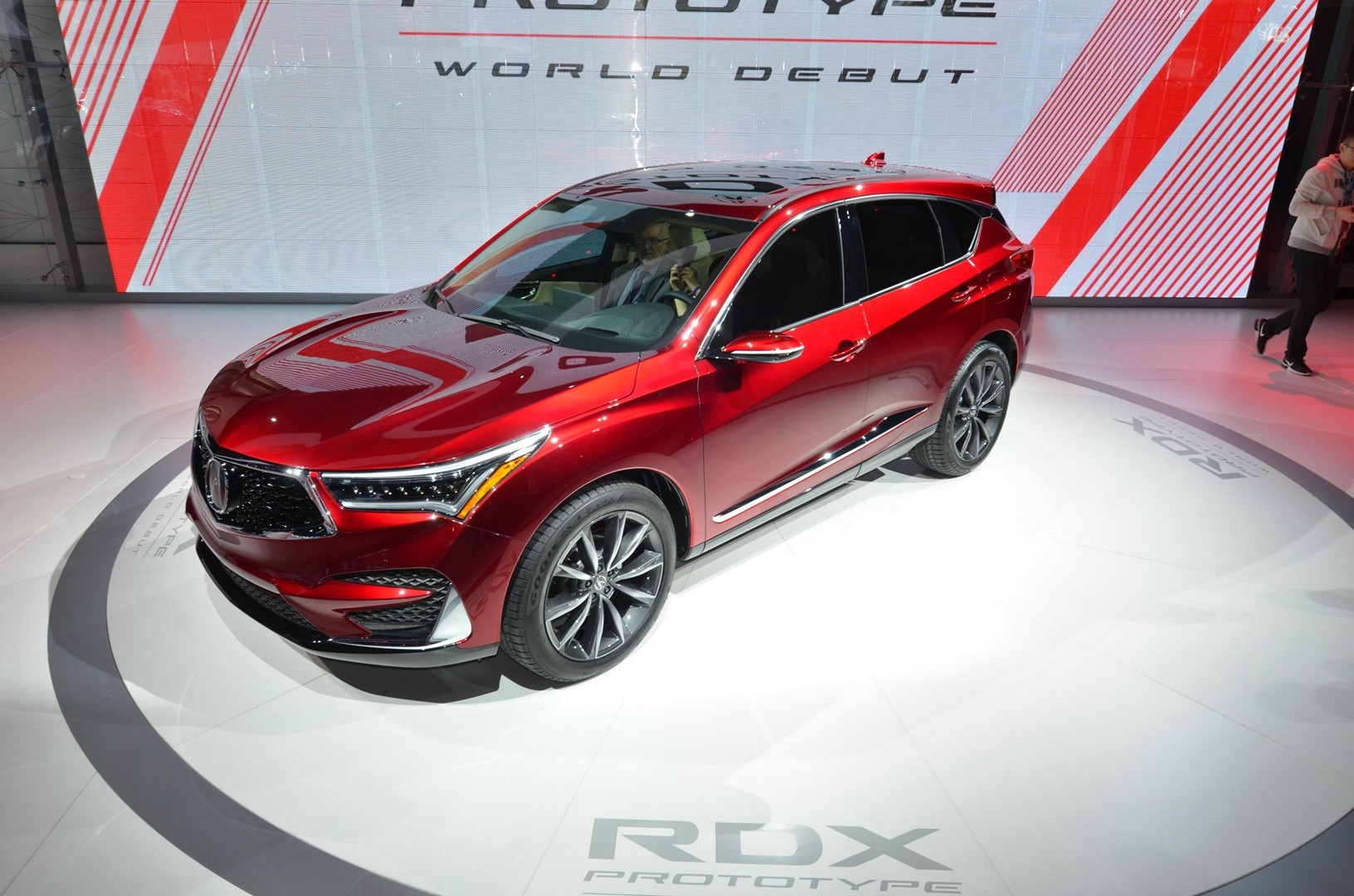 2019 Acura RDX Is a Crystall Ball For an SUV Future in ...