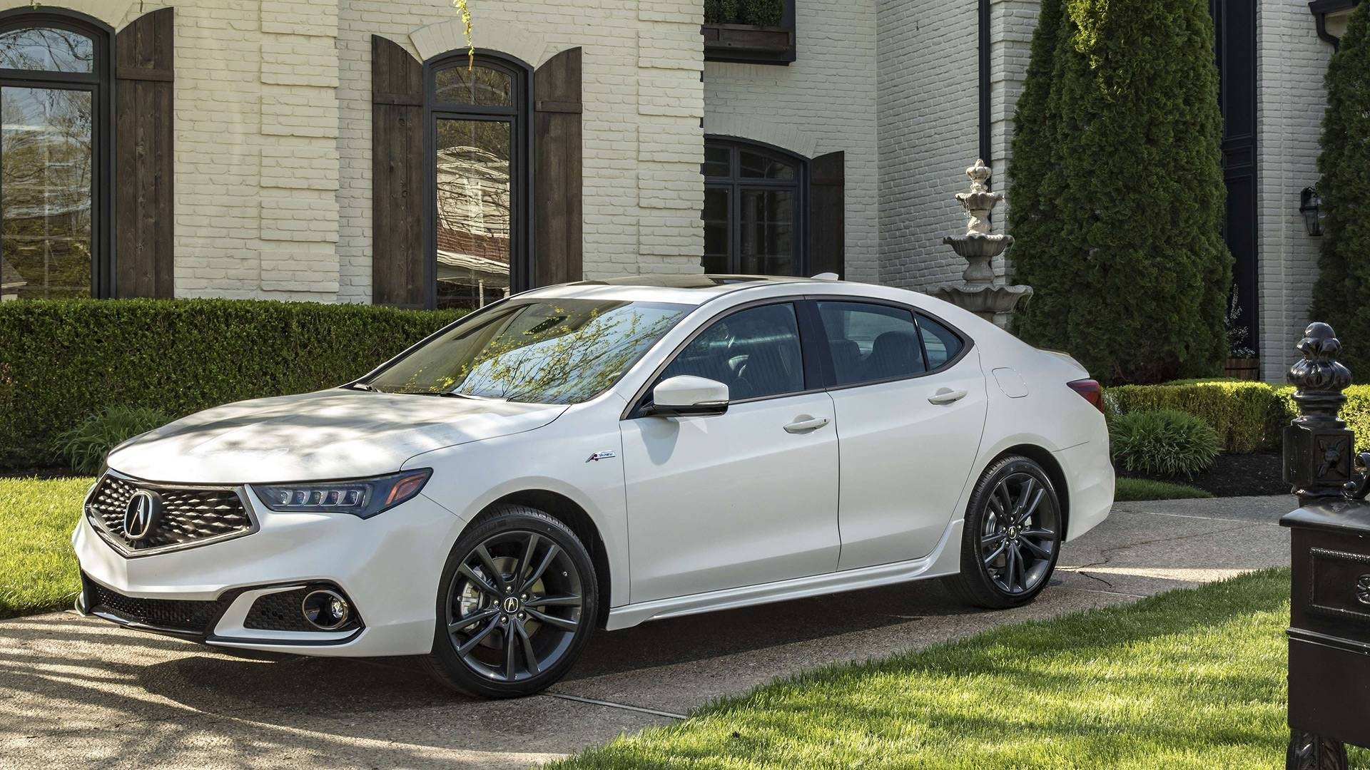 2019 Acura Tlx A Spec Now Available With Base Engine Autoevolution