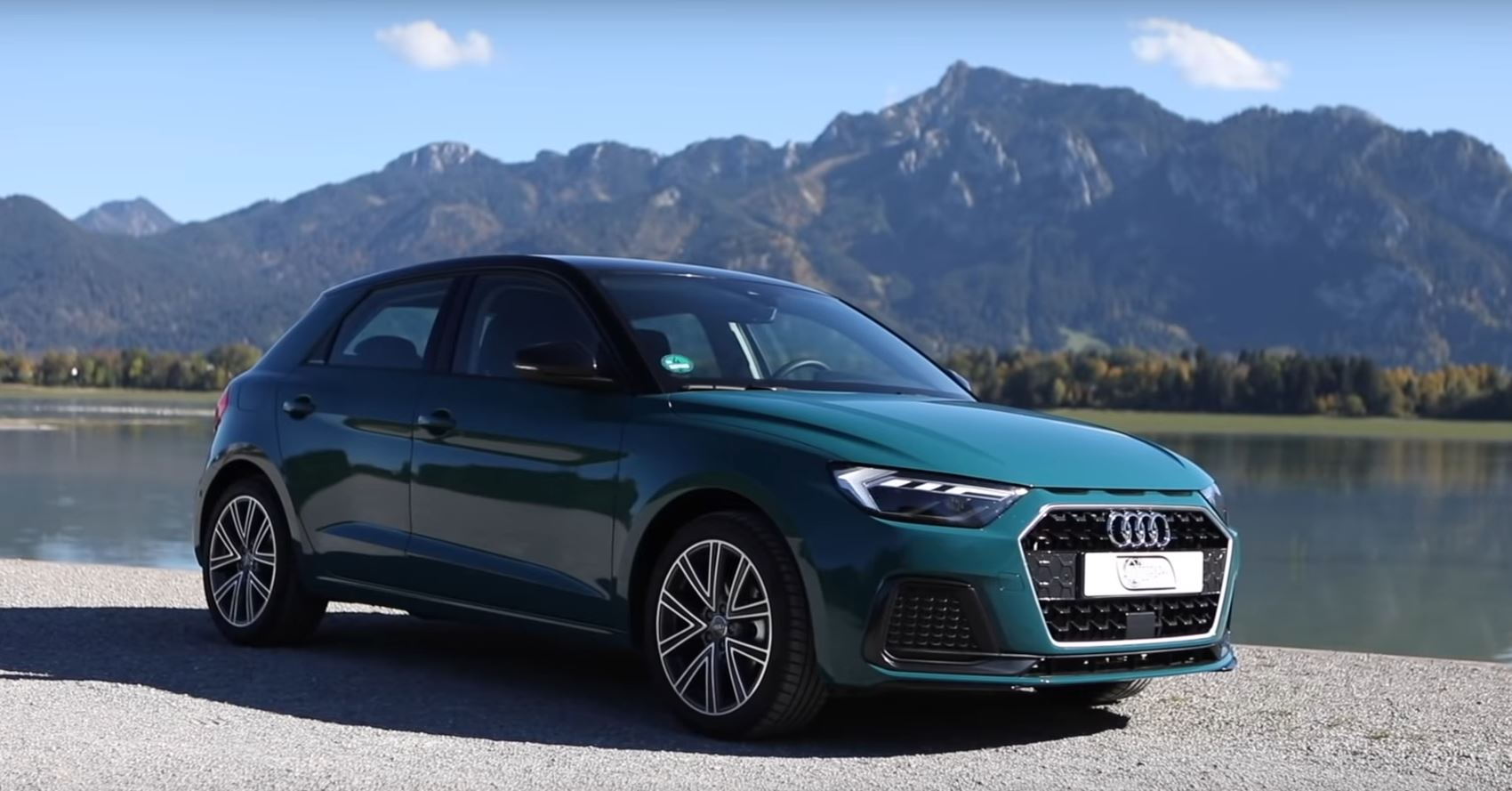2019 Audi A1 30 Tfsi Looks Cool In Detailed Walkaround Video