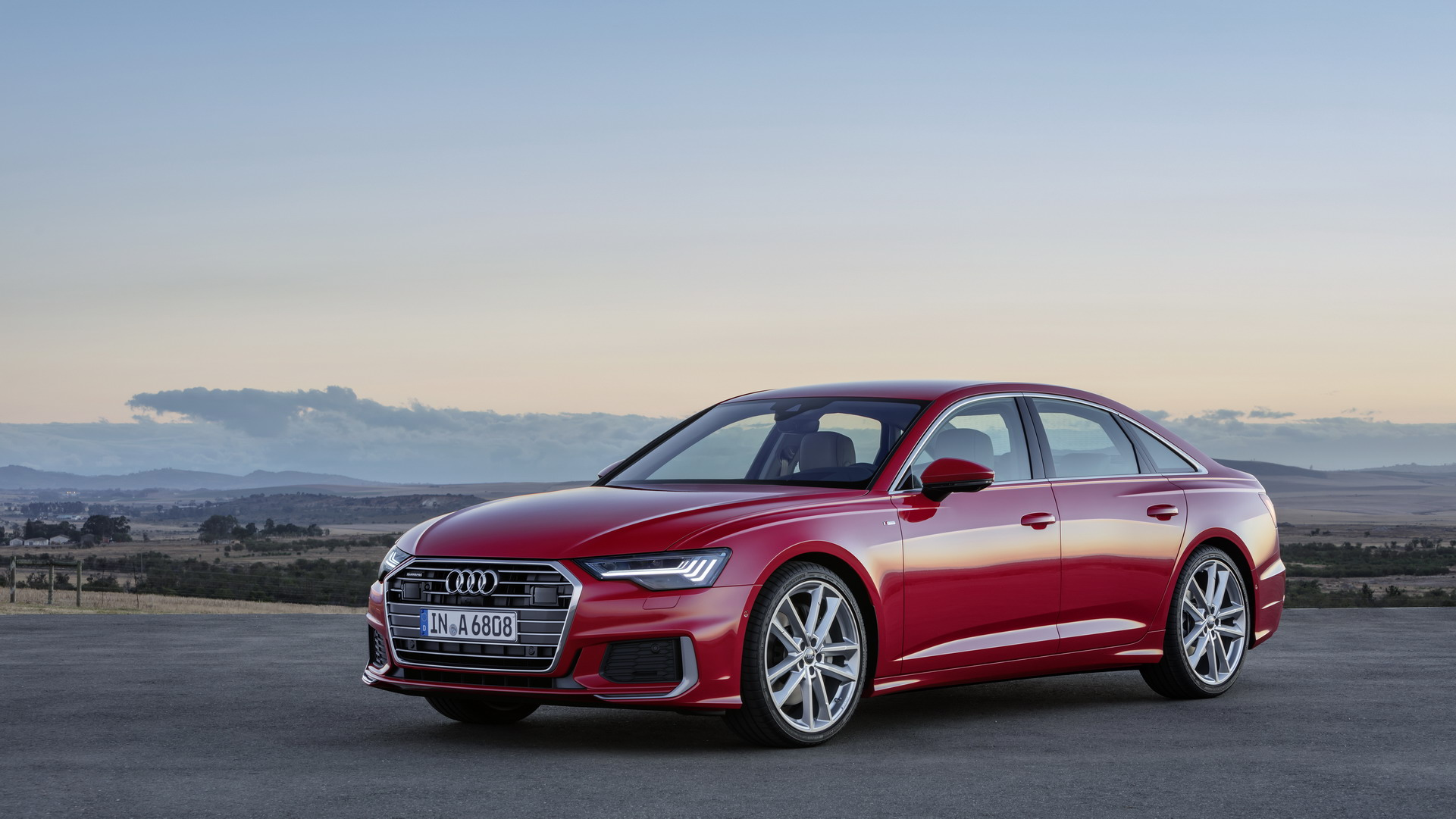 2019 Audi A6 Revealed With Mild Hybrid V6 Engines Quattro Comes