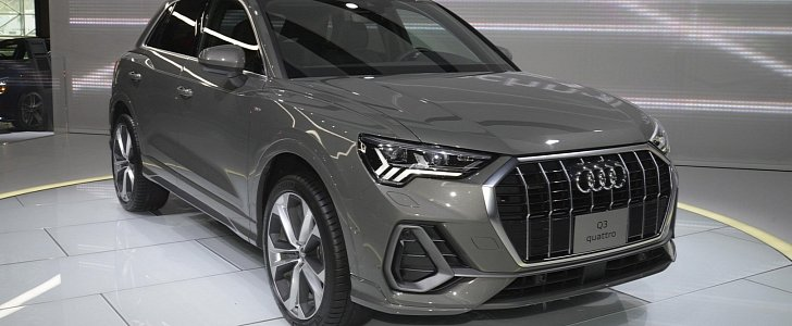 2019 Audi Q3 Debuts With More Power 2 000 Price Bump And Better