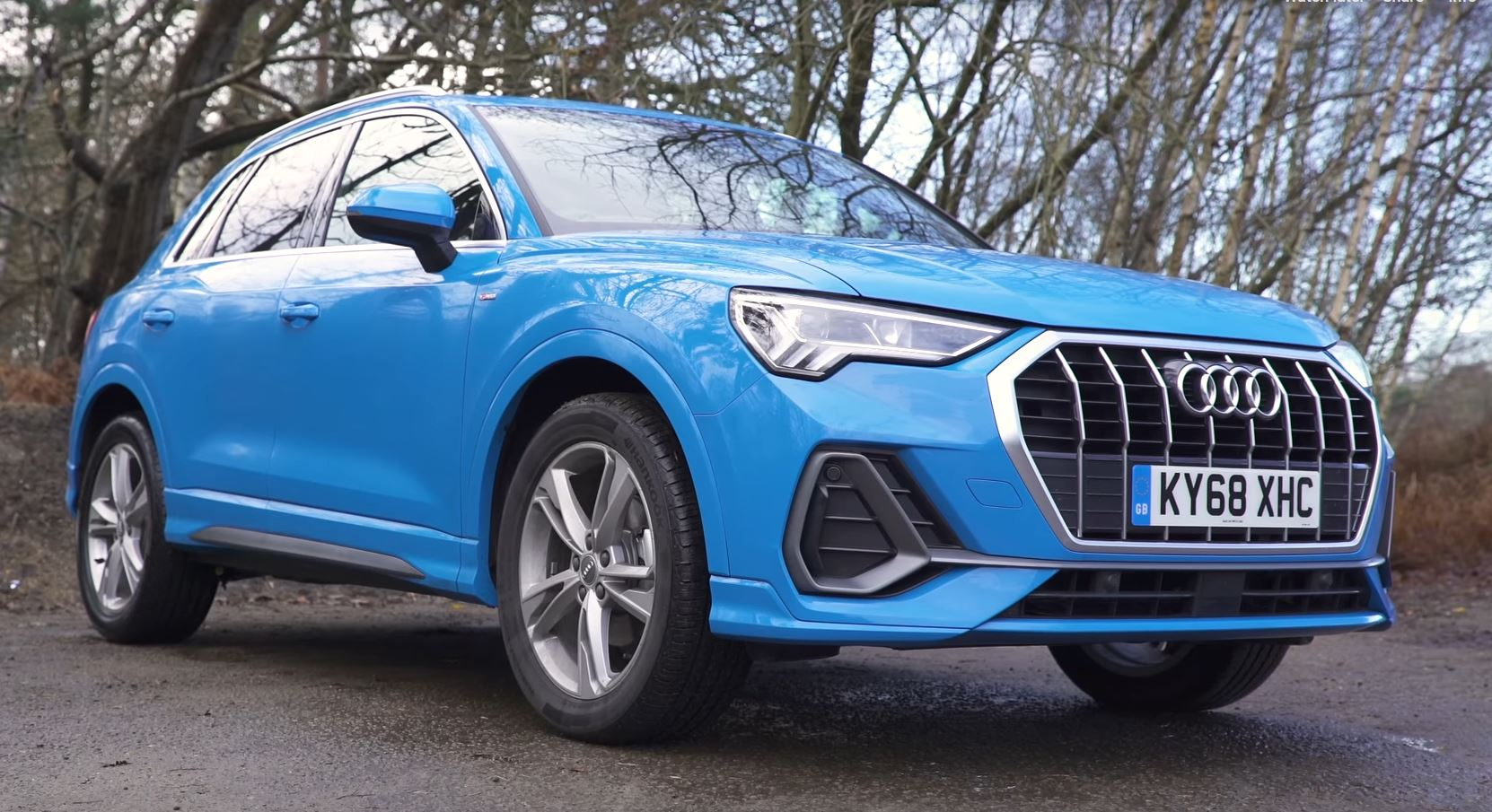 2019 Audi Q3 Gets Detailed Uk Review Is As Practical As Its Cool