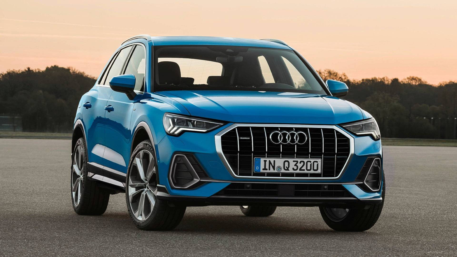 2019 audi q3 is bigger more high tech and packs up to 230. Black Bedroom Furniture Sets. Home Design Ideas