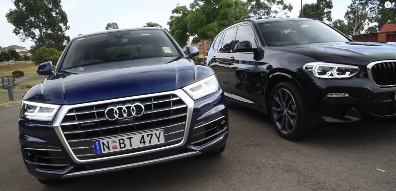 2019 Audi Q5 50 Tdi Vs Bmw X3 Xdrive30d Which Is Faster From 0 To