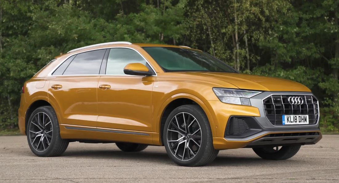 Audi Q7 2019 Facelift >> 2019 Audi Q8 Is the Current King of SUV Coupes, UK Review Suggests - autoevolution