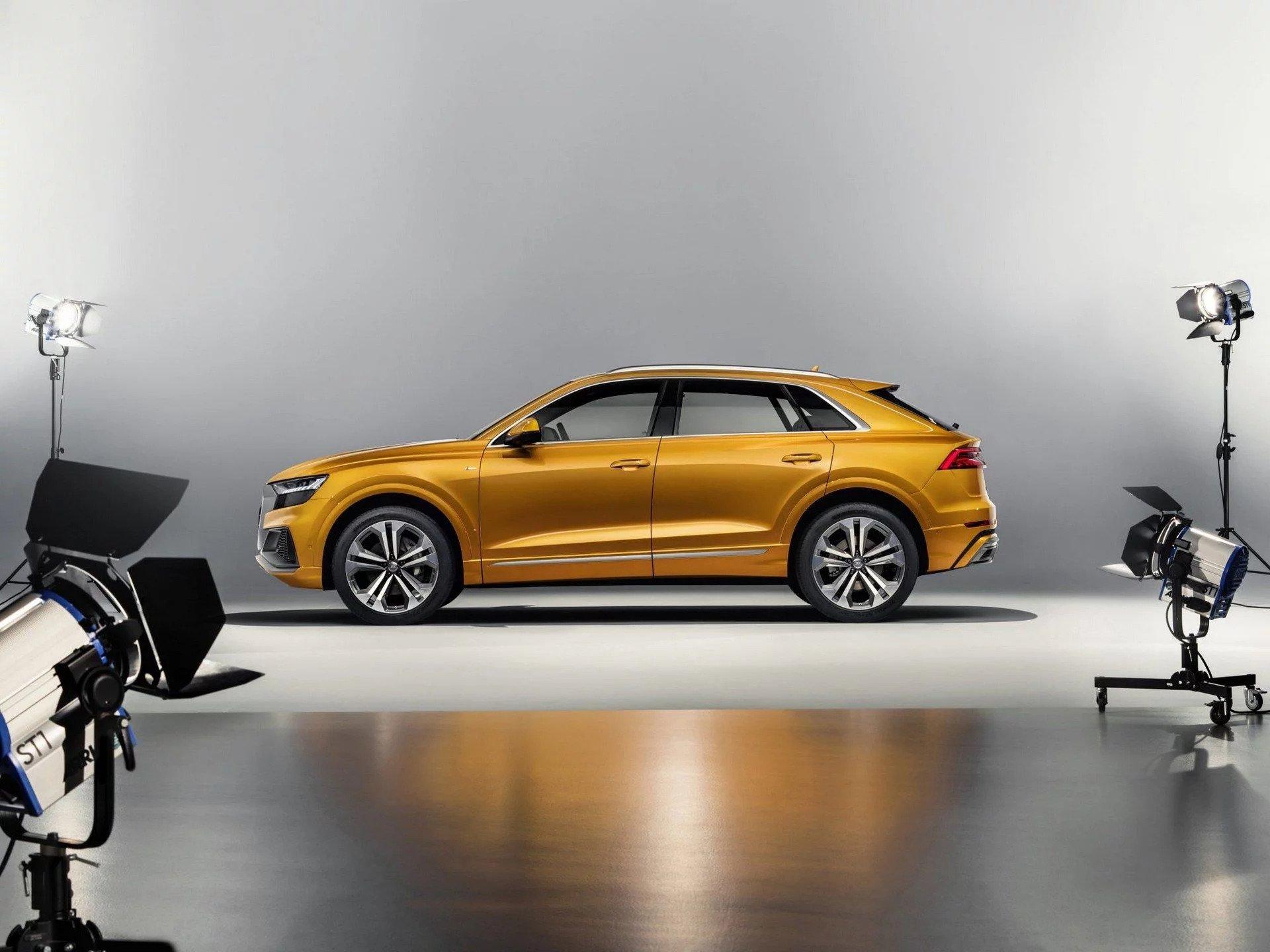 2019 Audi Q8 2019 Audi Q8