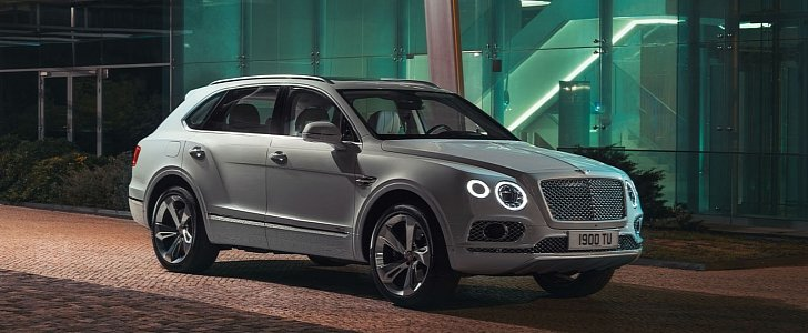 2019 bentley bentayga plug-in hybrid leaked hours before its official release