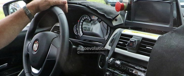 2019 BMW 3 Series (G20) Prototype Shows Massive Digital ...