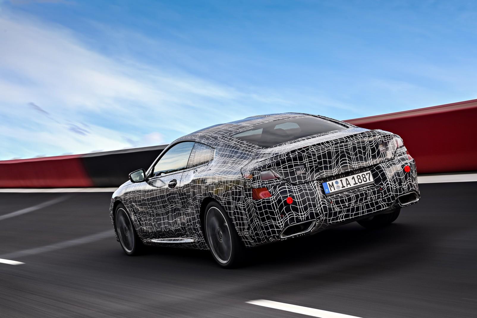 Bmw Concept M8 Gran Coupe Rumored To Debut In Geneva Autoevolution