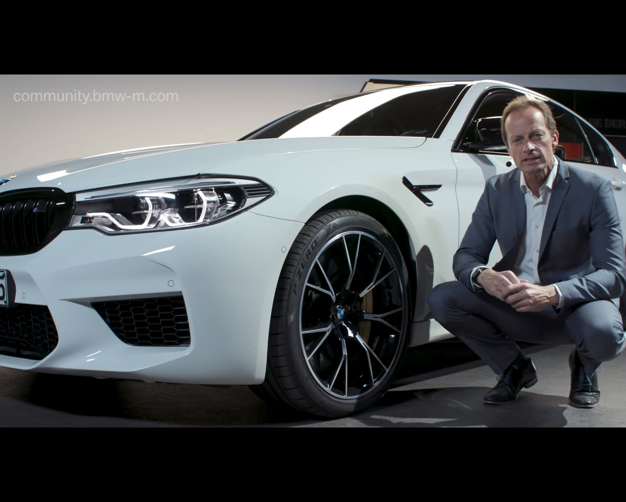 2019 Bmw M5 Competition Detailed In Official Video Autoevolution