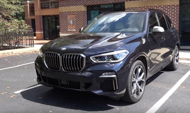 2019 bmw x5 m50d is a 400 hp diesel powerhouse autoevolution. Black Bedroom Furniture Sets. Home Design Ideas