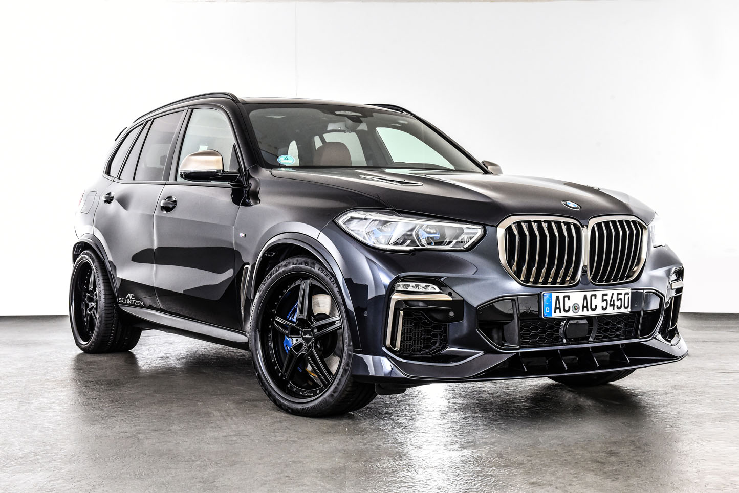 2019 Bmw X5 With Ac Schnitzer Body Kit Looks Like A Beast
