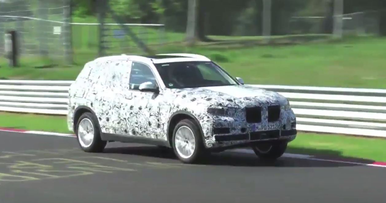 2019 Bmw X5 With V8 Is Sportier Than Current Model In Nurburgring