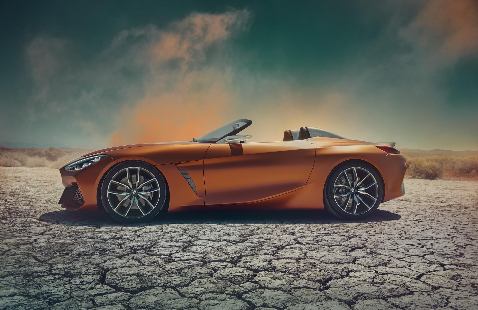 12 Photos. 2019 BMW Z4 ...