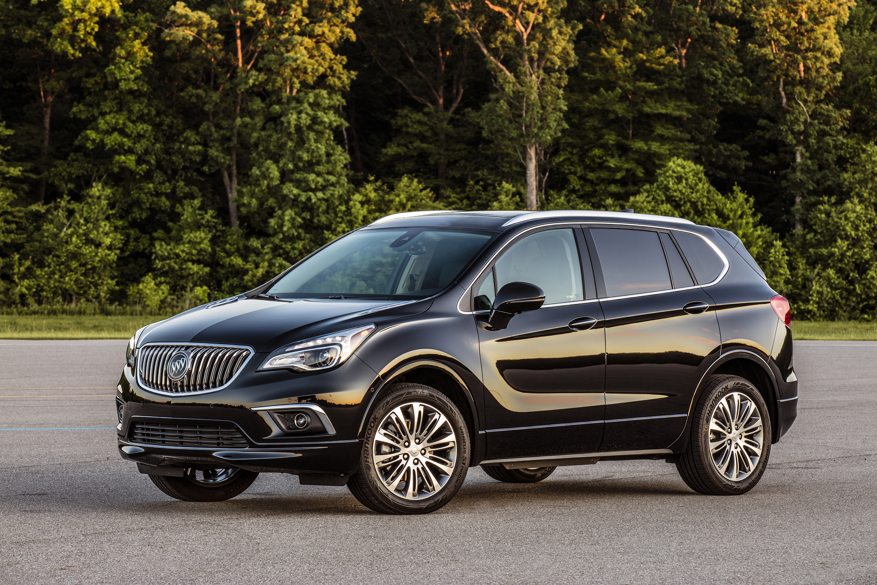 2019 Buick Envision Adds Hydra Matic 9 Speed Automatic Transmission