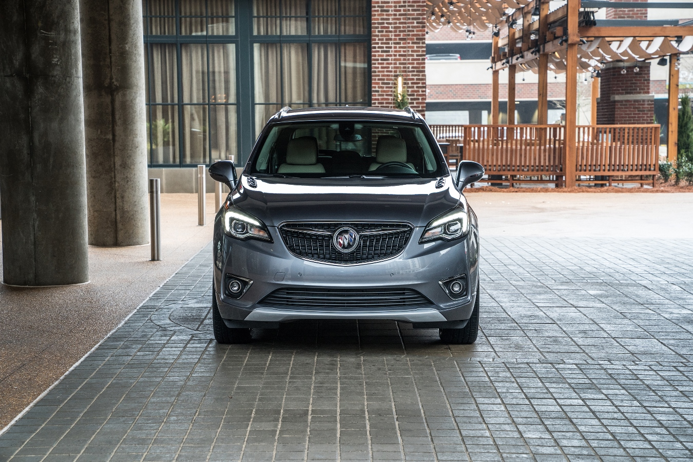 2019 Buick Envision: Refreshed, Torquier, Cheaper >> 2019 Buick Envision Revealed With Customer Driven Updates