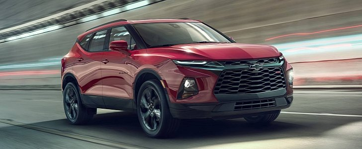 2019 Chevrolet Blazer Is The Camaro Suv That Proves Suvs
