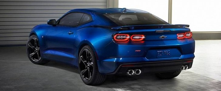 2019 Chevrolet Camaro 2 0 Turbo 1lt Priced At 26 495
