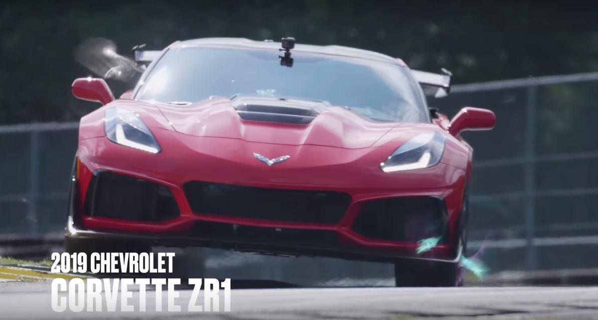 2019 Chevrolet Corvette Zr1 Beats Ford Gt Mclaren 720s In C D