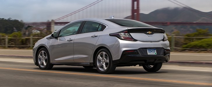 2019 Chevrolet Volt Upgraded To 7 2 Kw Charging System Autoevolution