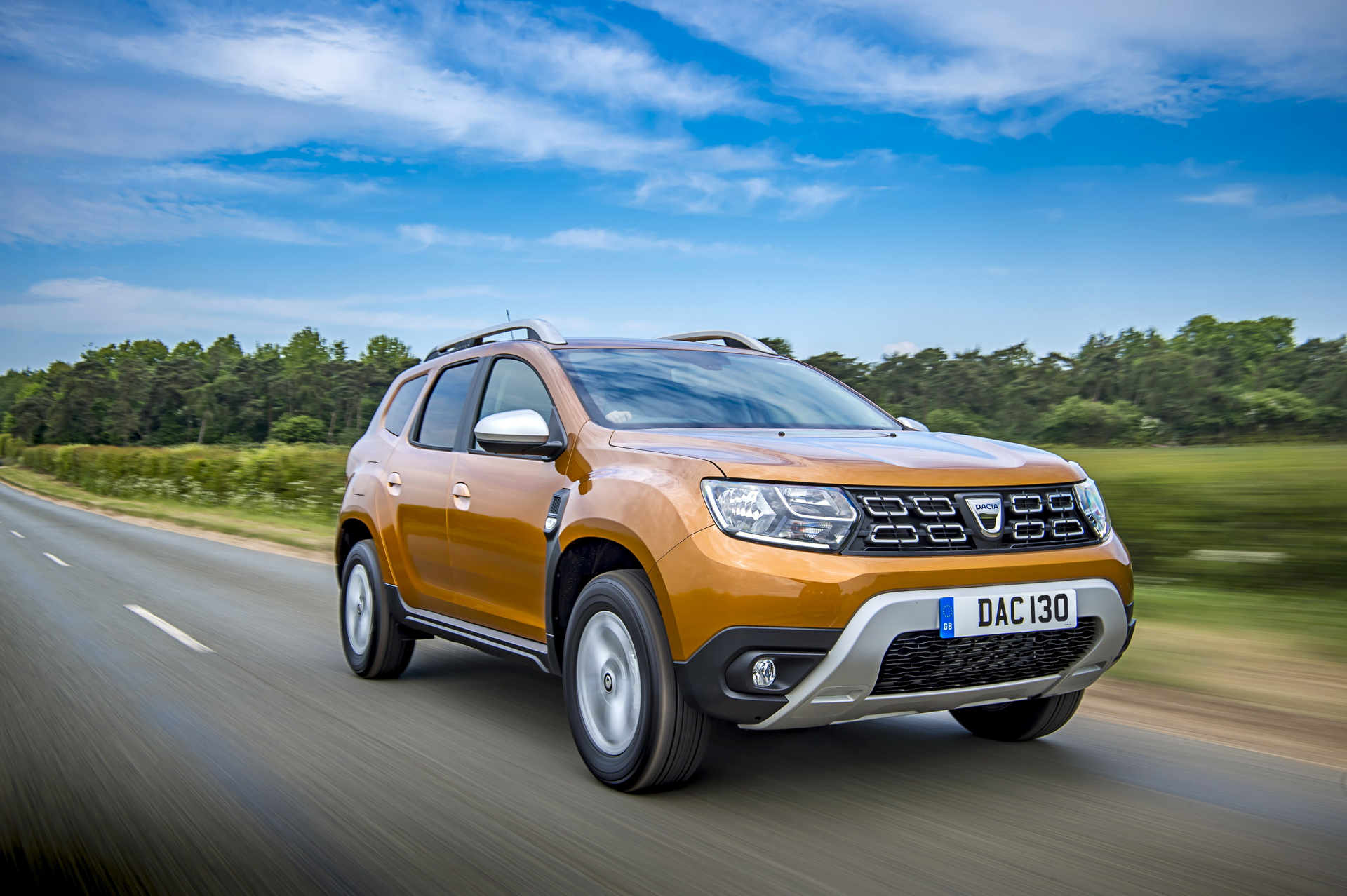 2019 dacia duster with 1 3 turbo launched in uk with 130 and 150 hp autoevolution. Black Bedroom Furniture Sets. Home Design Ideas