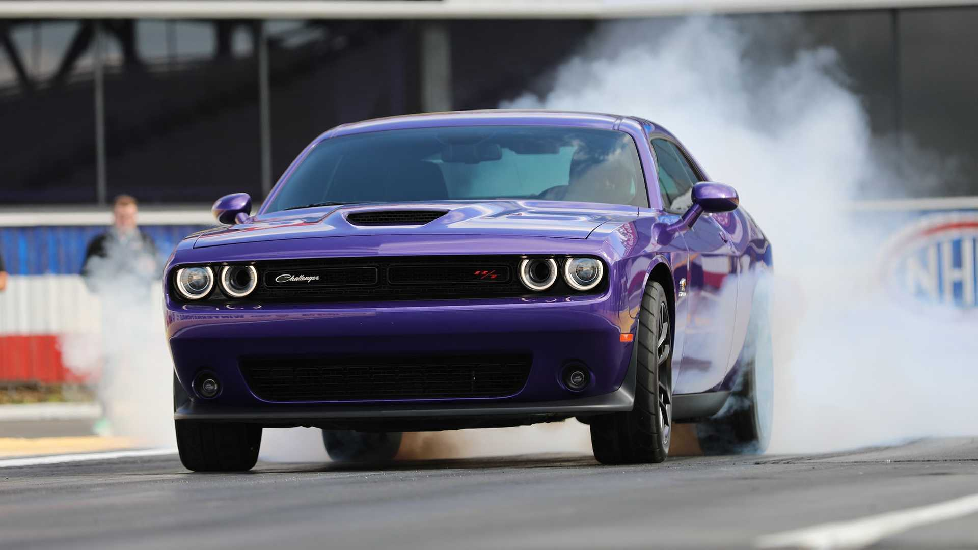 2019 Dodge Challenger R T Scat Pack 1320 Is Made To Race