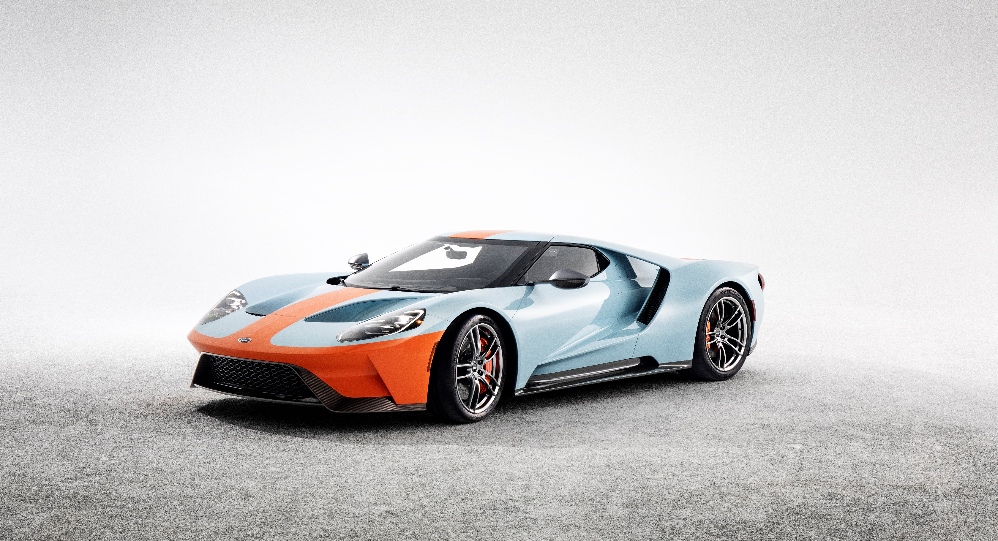 2019 Ford GT Heritage Edition Now Available With Gulf Oil ...