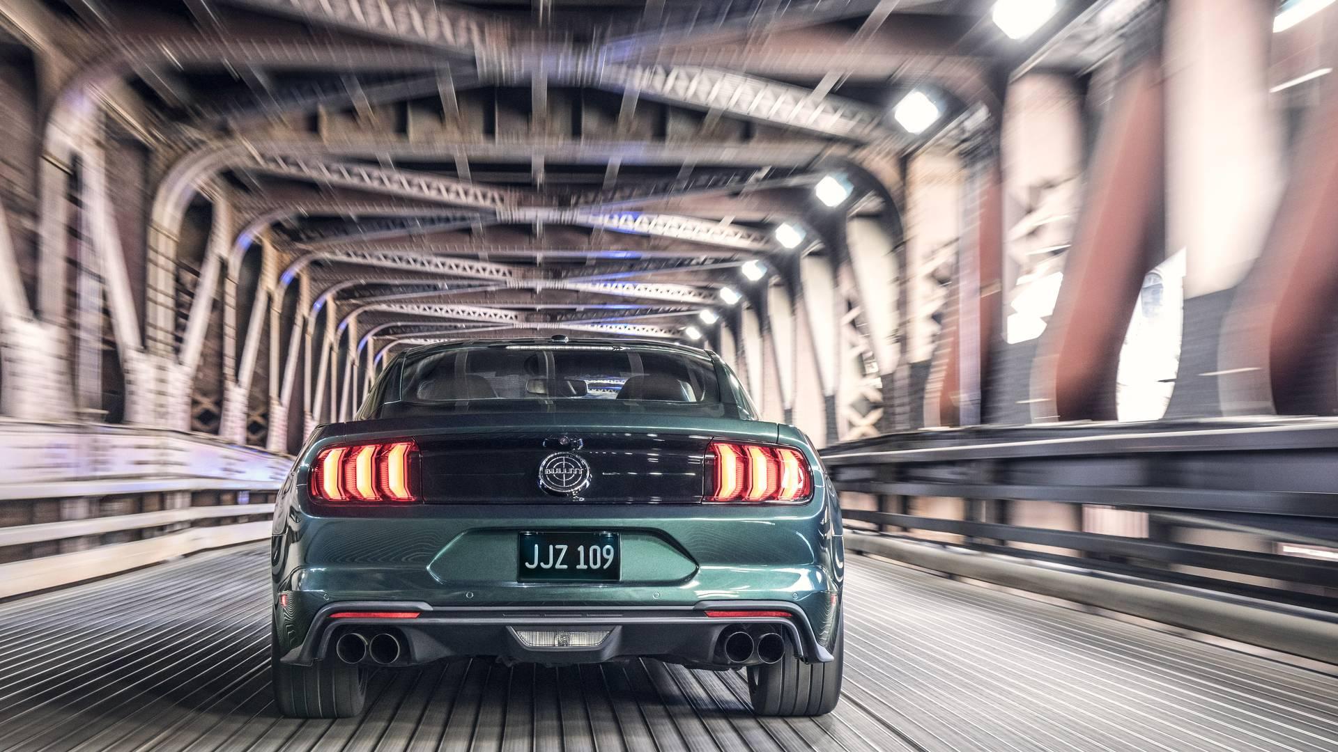 2019 ford mustang bullitt special edition msrp set at 46595
