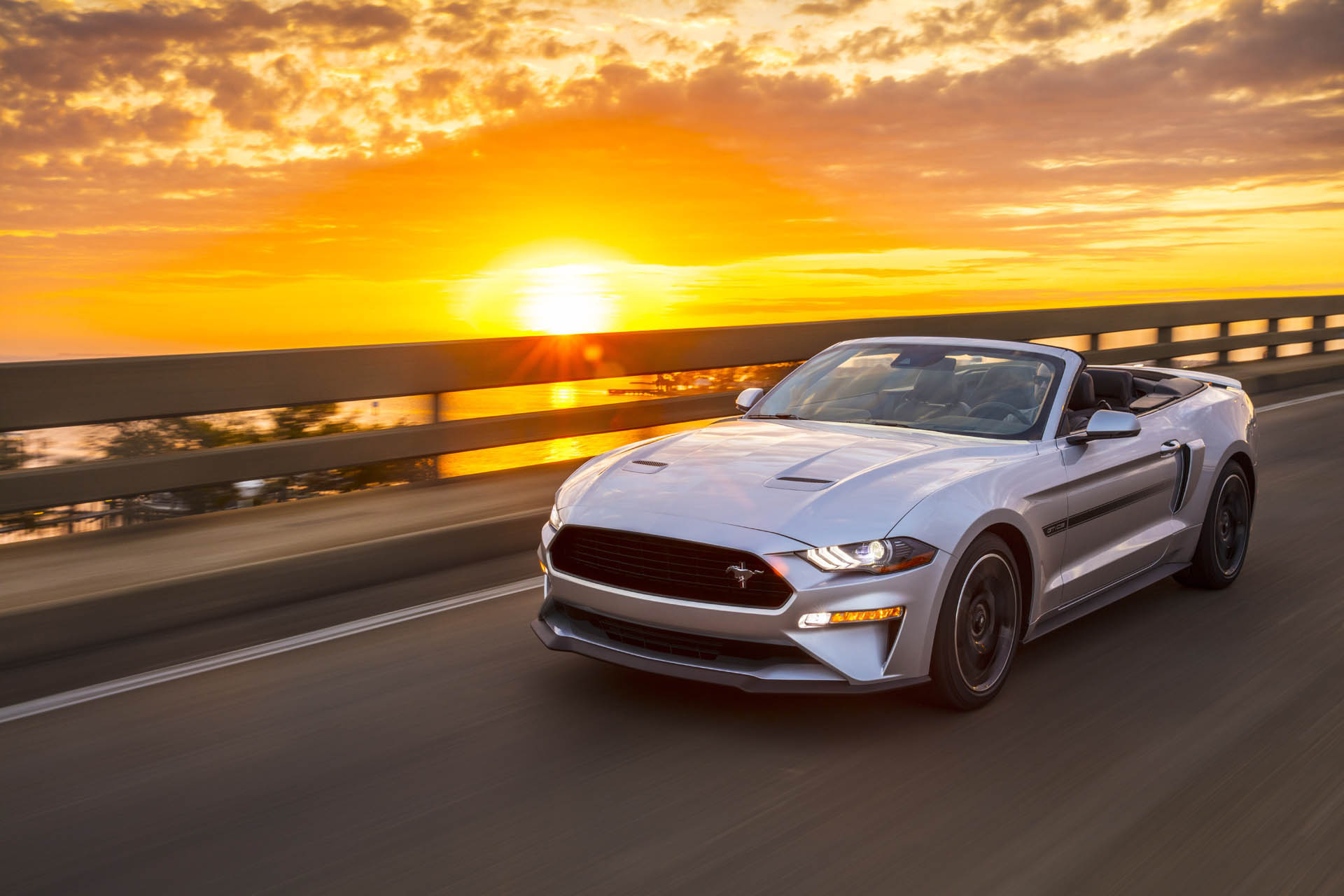2019 Ford Mustang GT Ushers In California Special Design Package - autoevolution