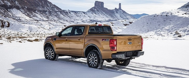 2019 ford ranger uses more fuel than epa ratings averages. Black Bedroom Furniture Sets. Home Design Ideas