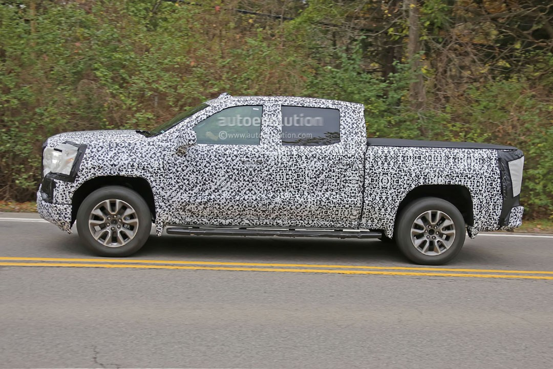 2019 GMC Sierra Debut Set For March 1st, Will Be Available ...