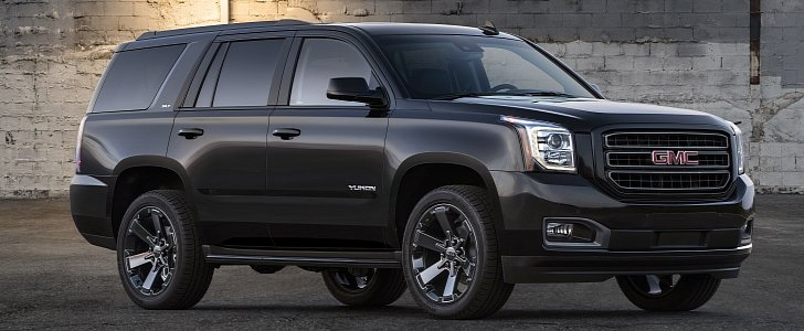 2019 GMC Yukon Graphite Performance Edition Is Worse Than ...
