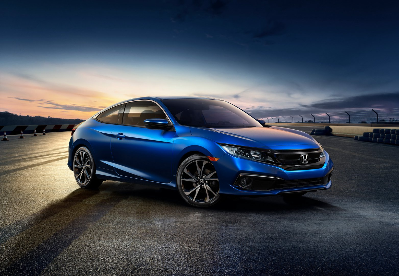 Honda Civic Receives New Styling, Sport Trim