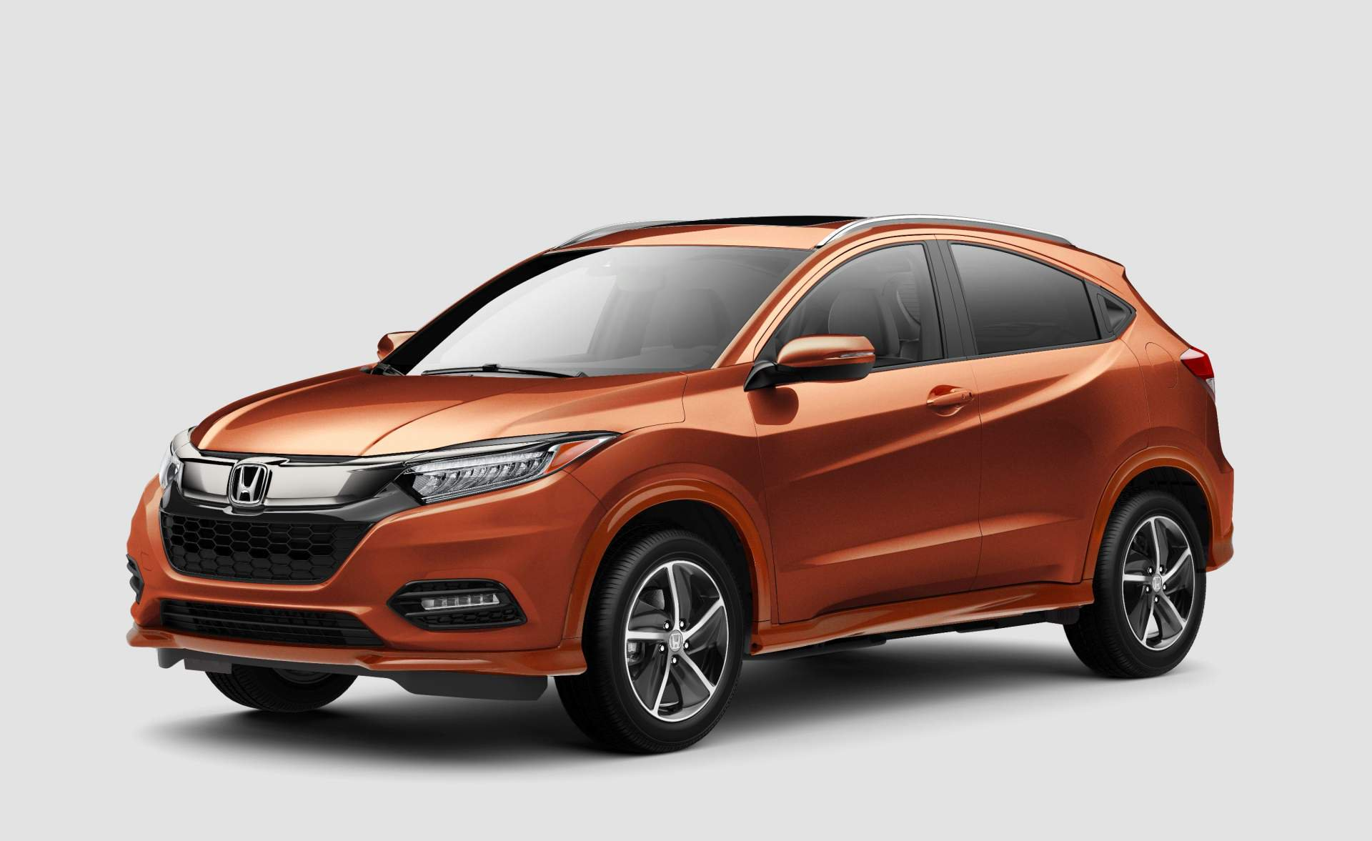2019 Honda HR-V: Updates, Design, Price >> 2019 Honda Hr V Pricing Announced Loses Manual Gearbox Autoevolution